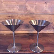 Couples Martini Glasses