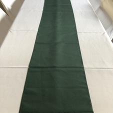 Forest Green Table Runner 9'