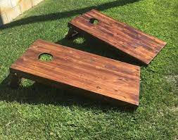 Rustic Bean Bag Toss