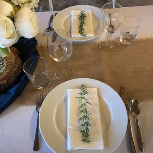 Complete Basic Table Setting