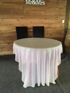 Sweetheart/ Cake tables