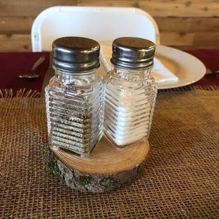 Salt & Pepper Standard Set