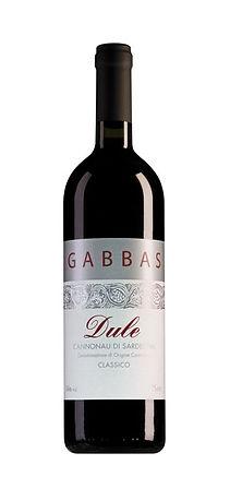 Grand Coeur Wines - Gabbas Dule Cannonau di Sardegna Classico Riserva