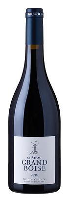 Grand Coeur Wines - Grand Boise - Blanc