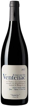 Grand Coeur Wines - Maison Ventenac - Amnesie - Syrah