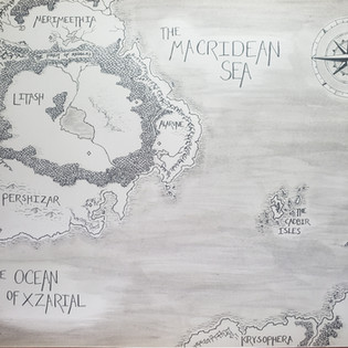 A Map of the Macridean Seaboard