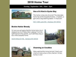 Our Annual Home Tour!