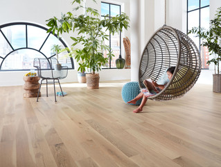 The best way to clean wood floors might surprise you