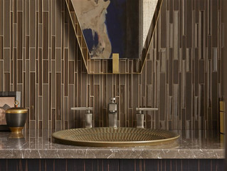 4 statement pieces to elevate your bathroom to a work of art
