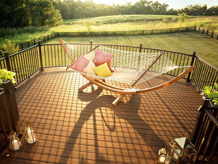 5 tips for selecting the right railing for your deck