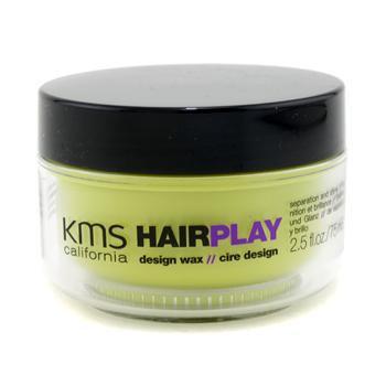KMS California Hair Play Design Wax 75ml