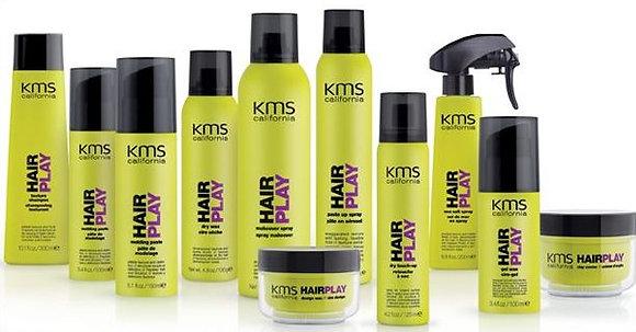 KMS California Hair Play Texture Shampoo 300 ML