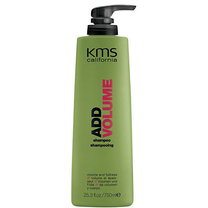 KMS California Add Volume Shampoo 750ml