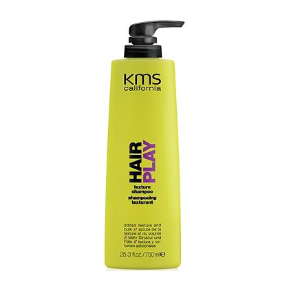 KMS California Hairplay Texture Shampoo 750ml