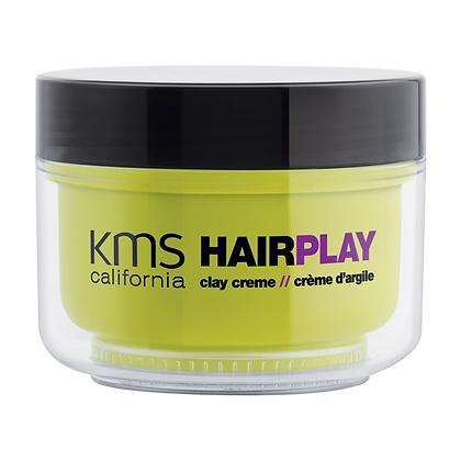 KMS California Hair play Clay Creme 125 ML