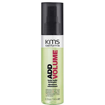 KMS AddVolume Body Build Detangler 150ml