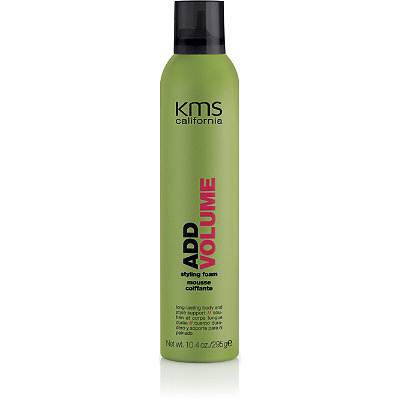 KMS California Add Volume Styling Foam 300ml