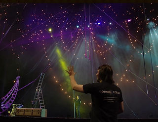 Sound Access Events theatre design and lighting