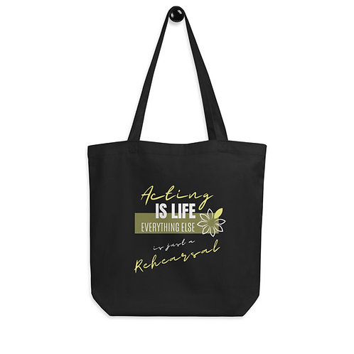 Bolsa de tela ACTING LIFE