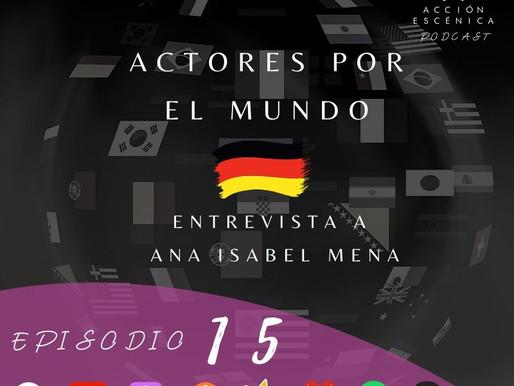Actores por el mundo: ALEMANIA.