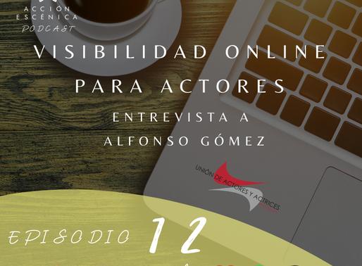 Visibilidad online para actores.