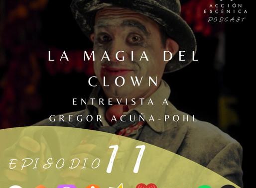 La magia del Clown