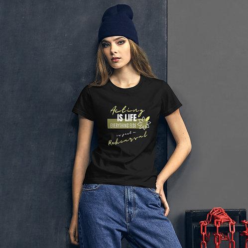 Camiseta mujer ACTING LIFE