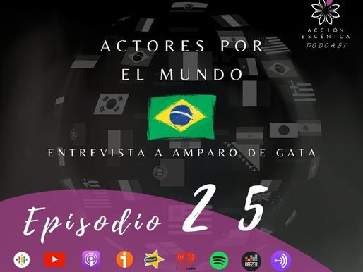 Actores por el mundo: brasil
