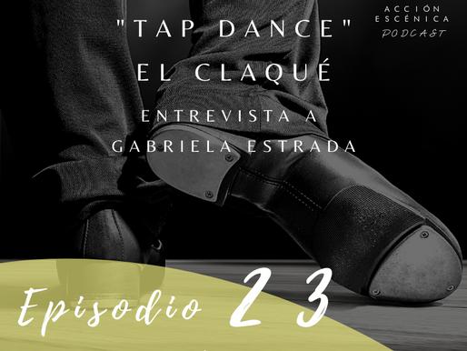 """""""Tap dance"""" El claqué"""