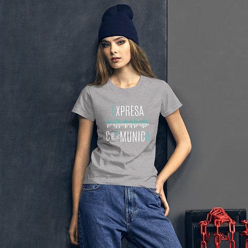 Camiseta mujer EXPRESS YOURSELF