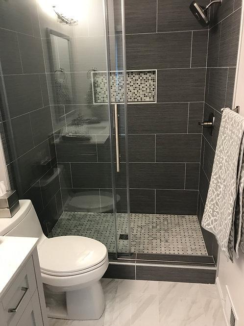 Premium Bathroom Remodel with Shower SALE