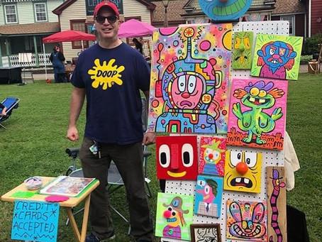 Smithville Art Talk: Onkel Chrispy
