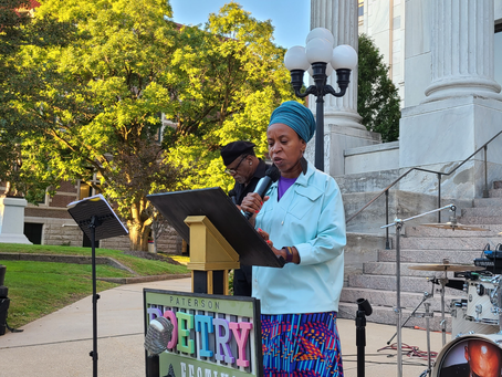Paterson Poetry Festival