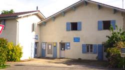 la maison aus volets bleus
