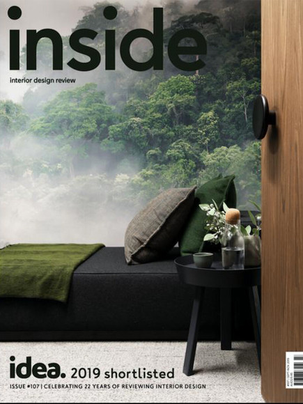 INSIDE: IDEA 2019 SHORTLIST
