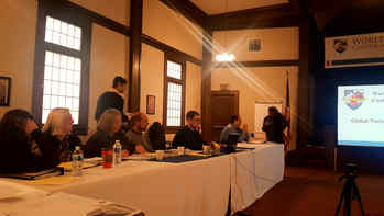 Certificate Presentations
