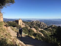 Montserrat, Catalogne, escapade natu