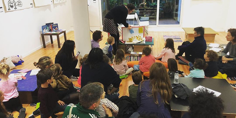 Club des petits lecteurs dans les librairies Jaimes