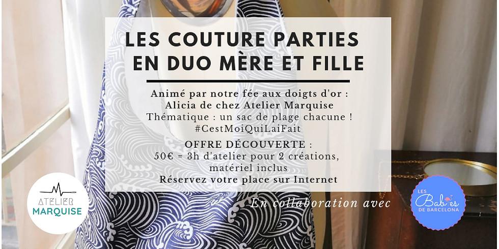 Les Couture Parties chez Atelier Marquise