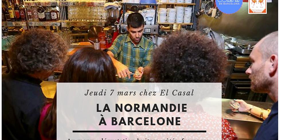 La Normandie à Barcelone
