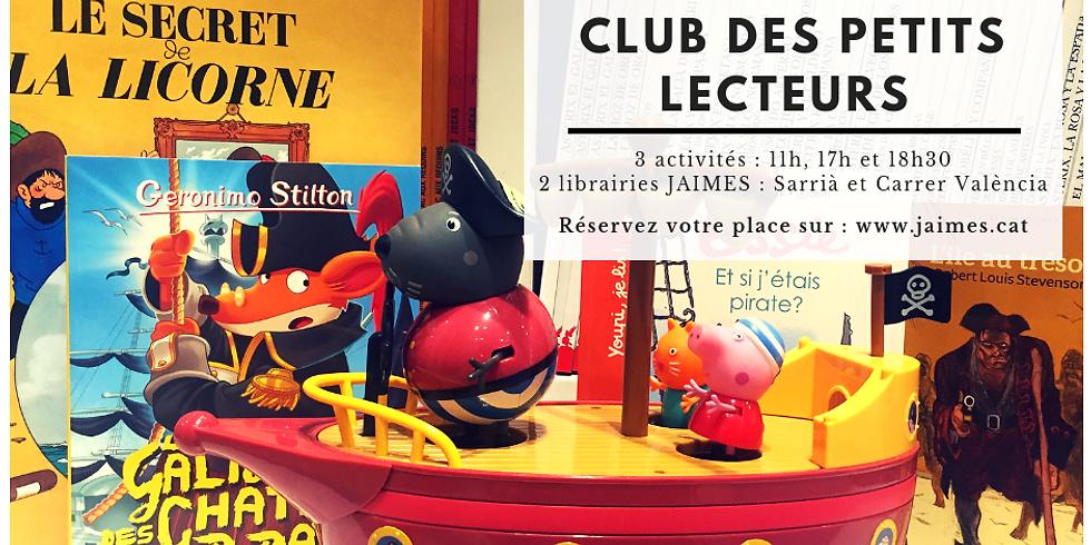 Club des petits lecteurs