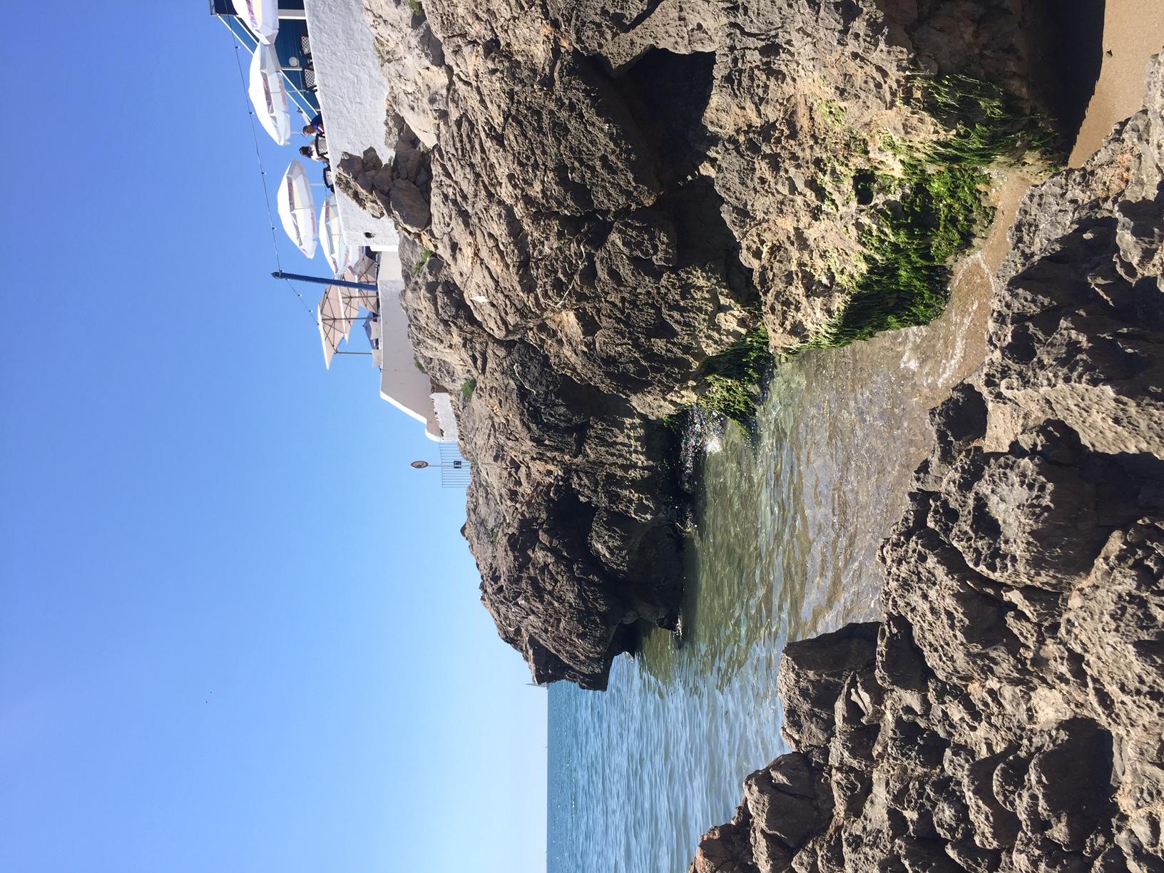 Garraf, ancien village de pêcheurs