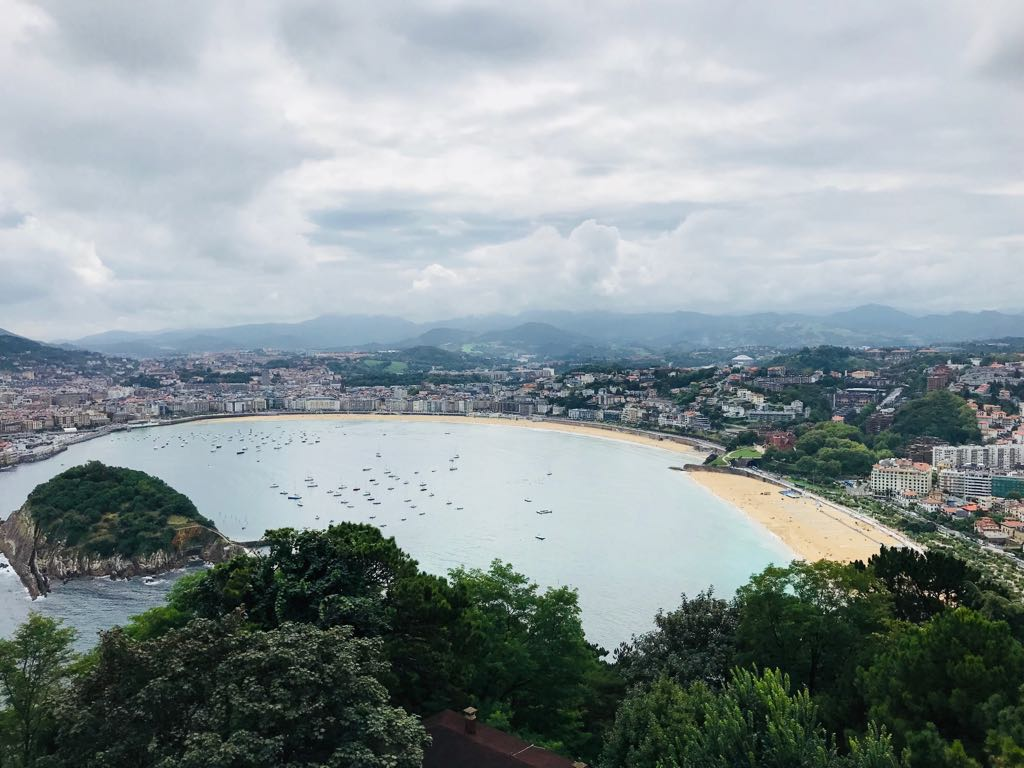 Un week end à San Sebastian