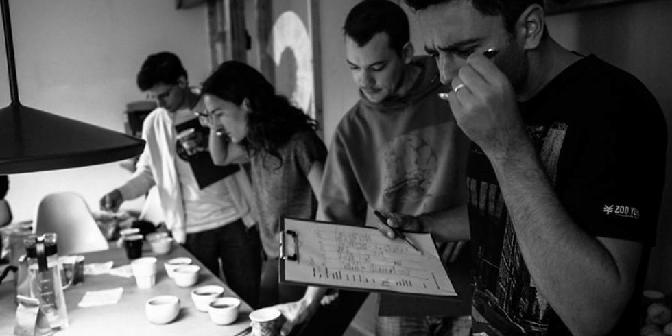 Atelier CAFÉ : cupping découverte chez Patachou