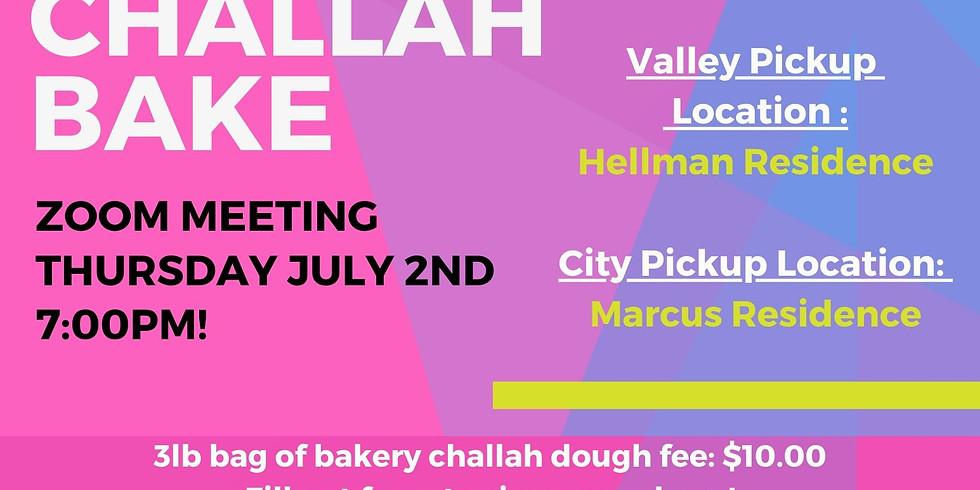 Moshava Alevy Virtual Challah Bake