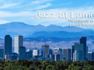 Jazz at Lamont is now LIVE on Facebook!
