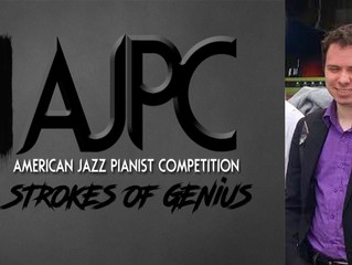 Lamont Jazz Student Elliot Clement Chosen as a Finalist in The American Jazz Pianist Competition.