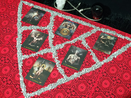 Tarot Reading: The Devil's Vessel Spread