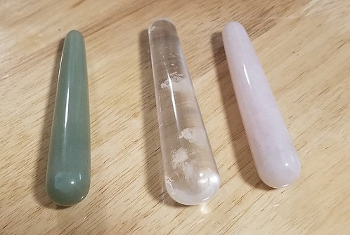 """Crystal Wands (Appx. 4"""")"""
