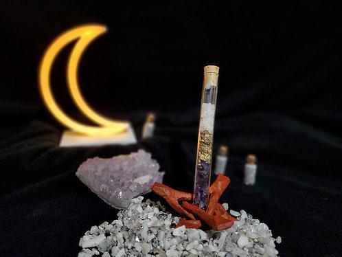 Spell Jar: Blessed Devotional Vial - Artemis